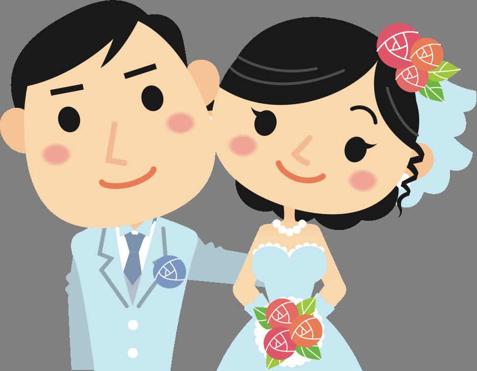 Svatební blahopřání, blahopřání ke stažení - obrázkové a textové svatební blahopřání